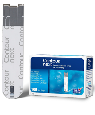 Learn more about Contour Next Test Strips